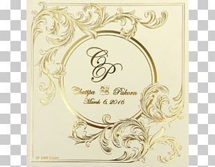Wedding Invitation Paper Calligraphy Frames Font PNG