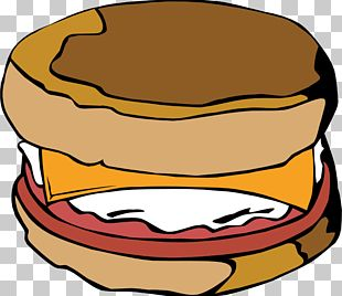 Breakfast Sandwich Submarine Sandwich Egg Sandwich English Muffin PNG