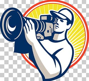 Camera Operator Art Photography PNG