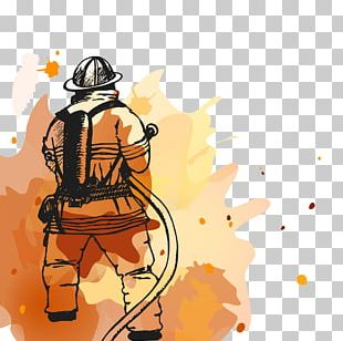 Firefighter Firefighting Fire Department Fire Safety PNG
