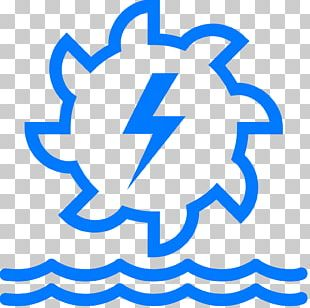 Hydroelectricity Hydropower Computer Icons Industry Electric Generator PNG