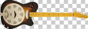 Resonator Guitar Fender Telecaster Musical Instruments Plucked String Instrument PNG
