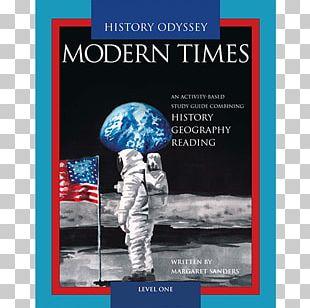 History Odyssey Modern Times Level 1 Book World History Modern History PNG