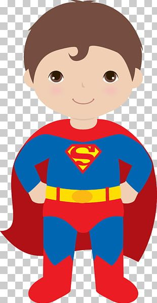 Superman Greeting & Note Cards Superhero Birthday Party PNG