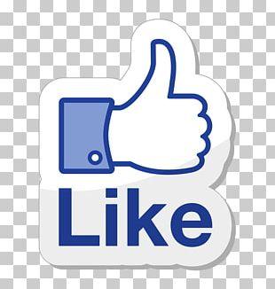 Social Media Marketing Like Button Facebook Social Network Advertising PNG