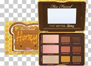 Eye Shadow Brittle Peanut Butter Honey PNG