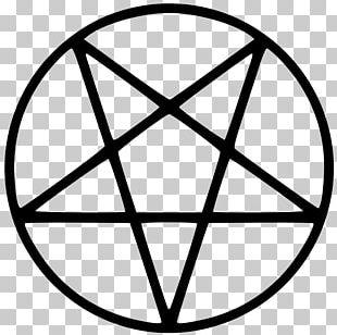 Pentagram Pentacle Wicca Star PNG