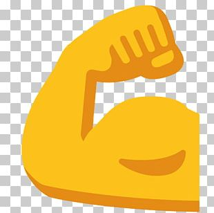 Emoji Biceps Human Skin Color Muscle PNG