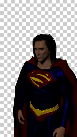 """The Death Of """"Superman Lives"""": What Happened? Nicolas Cage Lois Lane Superboy PNG"""