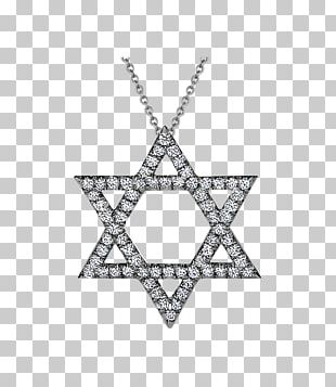 Christianity And Judaism Jewish Symbolism Star Of David PNG