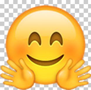 IPhone World Emoji Day Hug Text Messaging PNG