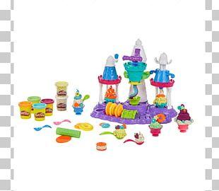 Play-Doh Ice Cream Cones Toy Hasbro PNG