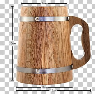 Beer Glasses Wood Mug Tankard PNG