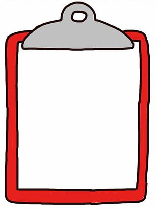 Clipboard Free Content Document PNG