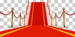 Red Carpet Stairs Stair Carpet PNG