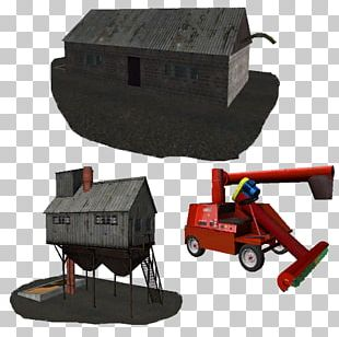 Farming Simulator 17 Silo Mod Building PNG