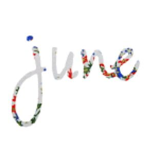 June Quotation Desktop Month Saying PNG