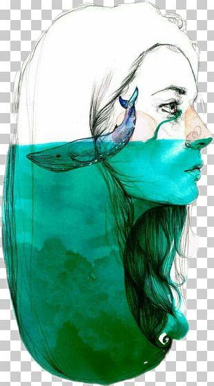 Drawing Watercolor Painting Sketch Art PNG