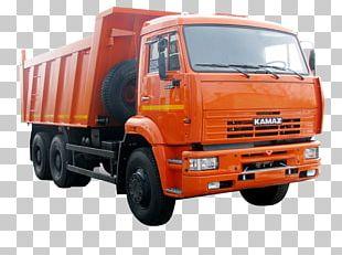 KamAZ-55111 Car KamAZ-6520 Dump Truck PNG