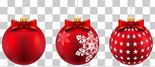 Christmas Ornament Christmas Day PNG
