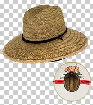 Flag Of California Peter Grimm Ltd Hat Beach Sand PNG