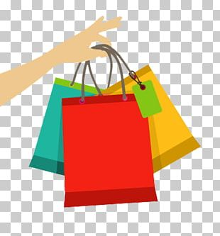 Online Shopping Shopping Bag Logo Coupon PNG
