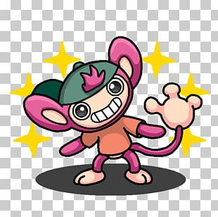 Aipom Fan Art Ambipom PNG
