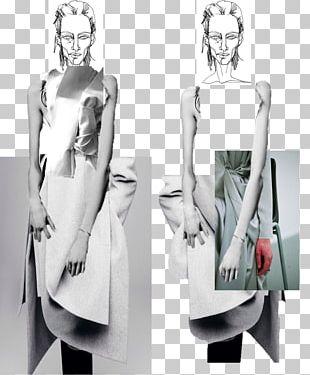 Fashion Illustration Drawing PNG