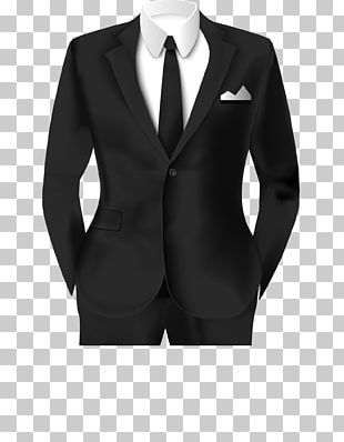 Tuxedo Suit Clothing Formal Wear PNG