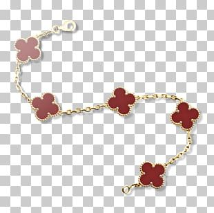 Van Cleef & Arpels Jewellery Necklace Charms & Pendants Bracelet PNG