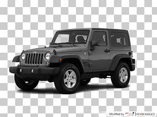 2018 Jeep Wrangler JK Unlimited Car 2017 Jeep Wrangler Chrysler PNG