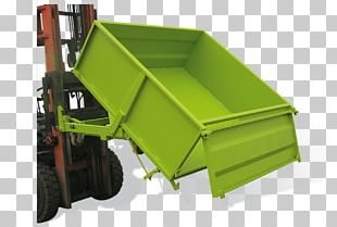 Dump Truck Skip Tractor Waste Agricultural Machinery PNG