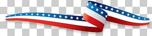 Flag Of The United States Ribbon PNG