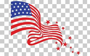 Happy Fourth Of July! United States Of America Independence Day Flag Of The United States PNG