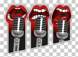 Microphone Karaoke PNG