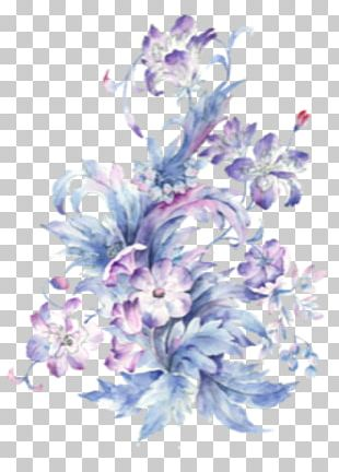 Watercolor Painting Floral Design Drawing Flower PNG