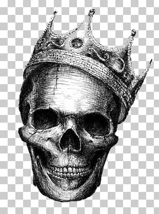 Human Skull Symbolism Drawing Desktop King PNG