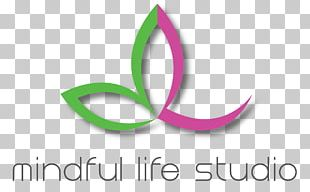Logo Brand Mindful Life Studio Font PNG