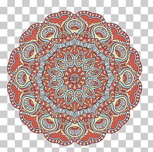Motif Mandala Islam PNG