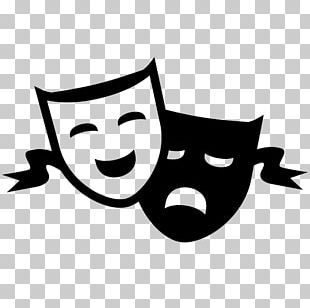 Musical Theatre Mask Drama Play PNG