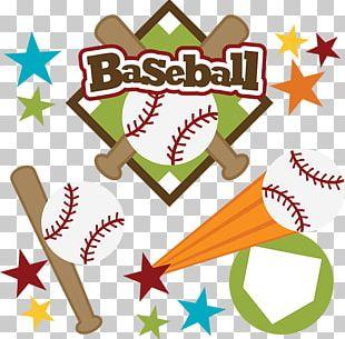 Scrapbooking Baseball Softball PNG