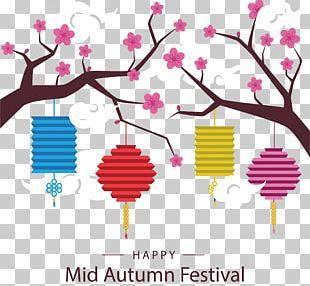 Mooncake Lantern Festival Mid-Autumn Festival PNG