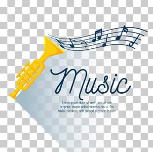 Musical Instrument Poster Illustration PNG