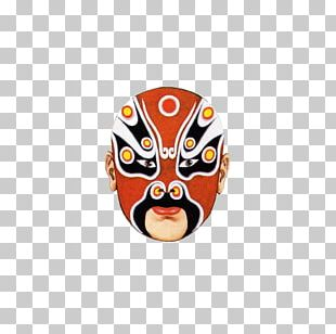 Peking Opera Chinese Opera Mask Painting PNG