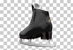 Figure Skate Boot Figure Skating Shoe PNG