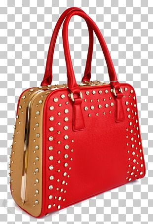 Handbag Leather Baggage Shoulder PNG