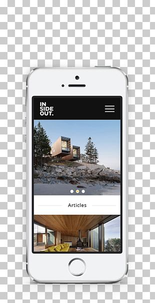 Smartphone Local Architecture: Building Place PNG