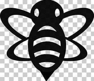 European Dark Bee Honey Bee PNG