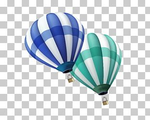 Hot Air Balloon Cartoon PNG