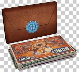 Board Game Set Big Money! Card Game PNG